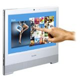 "Shuttle X50XB 15,6""Touch-AIO/ATOM330/2GB/160/white"