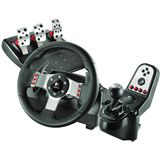 Logitech G27 Racing Wheel (941-000046 ) USB schwarz PC/PS2/PS3
