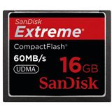 16 GB SanDisk Extreme Compact Flash TypI 400x Retail