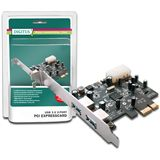 Digitus DS-30220 USB 3.0 2-Port PCIe Add-On card