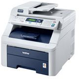 Brother DCP-9010CN Multifunktion Laser Drucker 2400x600dpi LAN/USB2.0