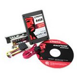 "64GB Kingston V Series 2.5"" (6.4cm) SATA 3Gb/s MLC asynchron (SNV425-S2BD/64GB)"