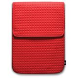 "LaCie Coat Laptop Case 43,2cm (17"") red"