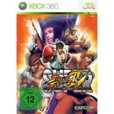 Super Street Fighter IV (XBox360)