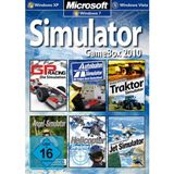 Simulator GameBox 2010 6 Simulationen (PC)