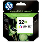Hewlett Packard C9352CE Nr.22XL Multicolor 12ml