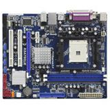 ASRock K8A780LM AMD 760G So.754 Single Channel DDR1 mATX Retail