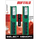 Buffalo RAM DDR2 4GB / 800MHz Select DC Kit CL5 128Mx8 rt