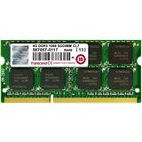 4GB Transcend TS4GAP1066S DDR3-1066 SO-DIMM CL7 Single