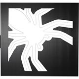 Lian Li W-LM2AB-7 Window-Seitenteil Spider - black