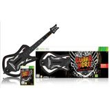 Guitar Hero 6 - Warriors of Rock mit Gitarre (XBox360)