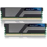 8GB GeIL Value Plus DDR3-1333 DIMM CL9 Dual Kit