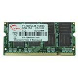 1GB G.Skill SA Series DDR-333 SO-DIMM CL3 Single