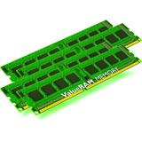 4x4096MB Kingston ValueRAM DDR3-1333 CL9 REG ECC Kit
