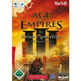 Age of Empires III - The Asian Dynasties Add On (MAC)