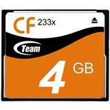 4GB TeamGroup CF Card 233X