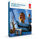 Adobe Photoshop Elements 9.0 Deutsch (PC/MAC)