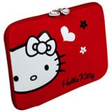 Port Tasche NB 15,6 Port Hello Kitty Skin / rot