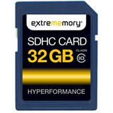 32 GB Extrememory HyPerformance SDHC Class 10 Retail
