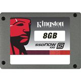 "8GB Kingston S100 Series 2.5"" (6.4cm) SATA 3Gb/s MLC asynchron (SS100S2/8G)"