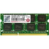 4GB Transcend Value DDR3-1066 SO-DIMM CL7 Single