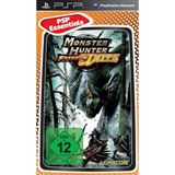 Capcom Monster Hunter Freedom Unite - Essentials (PSP)