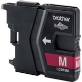 Brother Tinte LC-985M magenta