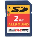 2 GB Extrememory Premium SD Class 2 Retail