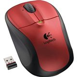 Logitech WIRELESS MOUSE M305 CRIMSON RE