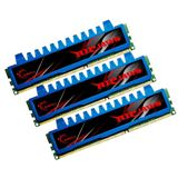12GB G.Skill Ripjaws DDR3-1600 DIMM CL7 Tri Kit
