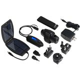 Garmin Power Traveller Akkupack inkl. Solarpanel