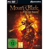 Paradox Interactive Mount & Blade Fire and Sword (PC)