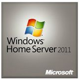 Microsoft Windows Home Server 2011 64 Bit Englisch OEM/SB inkl. 10 CALs