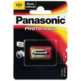 Panasonic® Batterie Lithium Photo für z.B. Kameras, CR 123 A P; 1er Blister