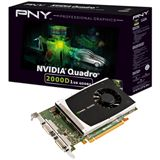 1GB PNY Quadro 2000D Low Profile Aktiv PCIe 2.0 x16 (Retail)