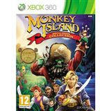 Monkey Lucasarts Island Special Edition Collection (XBox360)