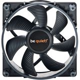 be quiet! Shadow Wings SW1 Low-Speed 120x120x25mm 800 U/min 10 dB(A) schwarz