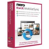 Nero Kwik Mobile Sync 32 Bit Deutsch Brennprogramm Vollversion PC (DVD)