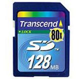 128 MB Transcend Ultra SD Class 2 Retail