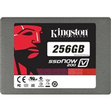 "256GB Kingston SSDNow V200 2.5"" (6.4cm) SATA 6Gb/s MLC asynchron (SV200S3/256G)"