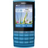 Nokia X3-02i Touch and Type (petrol blue)