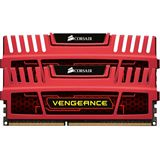16GB Corsair Vengeance rot DDR3-1866 DIMM CL9 Quad Kit