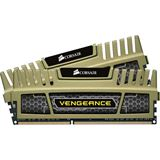 8GB Corsair Vengeance grün XMP DDR3-1600 DIMM CL9 Dual Kit