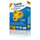 TuneUp Utilities 2012 32/64 Bit Deutsch Utilities Vollversion PC (CD)