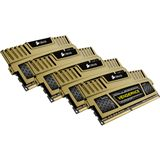 8GB Corsair Vengeance Green DDR3-1600 DIMM CL9 Quad Kit