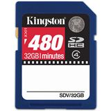32 GB Kingston Video SDHC Class 4 Bulk