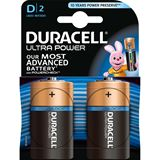 Duracell Ultra Power D / Mono Alkaline 1.5 V 2er Pack