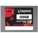 "120GB Kingston SSDNow V+ 200 Kit 2.5"" (6.4cm) SATA 6Gb/s MLC asynchron (SVP200S3B/120G)"