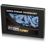 "120GB Mach Xtreme Technology MX-DS Turbo 2.5"" (6.4cm) SATA 6Gb/s MLC synchron (MXSSD3MDSTP-120G)"