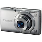 Canon PowerShot A4000 IS silber